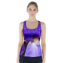 Zappwaits Flower Racer Back Sports Top