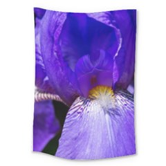 Zappwaits Flower Large Tapestry
