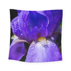 Zappwaits Flower Square Tapestry (Small)