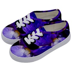 Zappwaits Flower Kids  Classic Low Top Sneakers by zappwaits