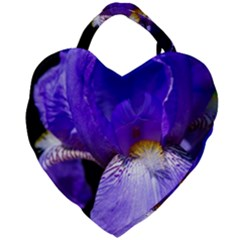Zappwaits Flower Giant Heart Shaped Tote