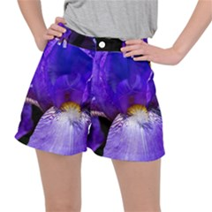 Zappwaits Flower Ripstop Shorts