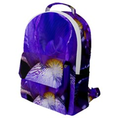 Zappwaits Flower Flap Pocket Backpack (Small)