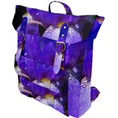 Zappwaits Flower Buckle Up Backpack