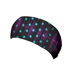 Sound Wave Frequency Yoga Headband
