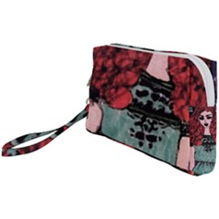 Sandy Wristlet Pouch Bag (small)