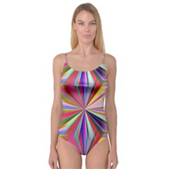 Seamless Repeating Tiling Tileable Abstract Camisole Leotard  by Wegoenart