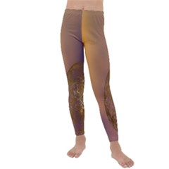 Ornamental Kids  Lightweight Velour Leggings