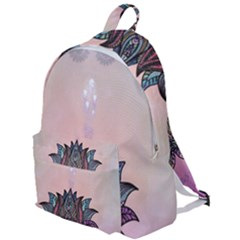 Abstract Decorative Floral Design, Mandala The Plain Backpack by FantasyWorld7
