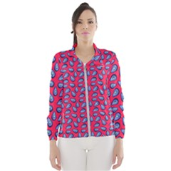 Tropical Pink Avocadoes Women s Windbreaker by snowwhitegirl