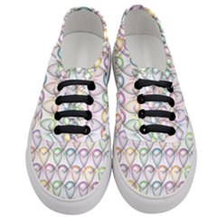 Valentine Hearts Women s Classic Low Top Sneakers