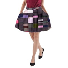 Apache Spark s Rdd-scala Glitch Code Aline Pocket Skirt