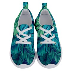 Fancy Tropical Floral Pattern Running Shoes by tarastyle