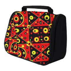 Abp1 Rby 1 Full Print Travel Pouch (small) by ArtworkByPatrick