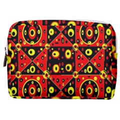 Abp1 Rby 1 Make Up Pouch (medium) by ArtworkByPatrick
