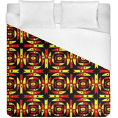 Abp Rby 9 Duvet Cover (king Size) by ArtworkByPatrick