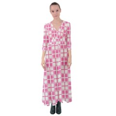 In The Pink 2 Button Up Maxi Dress by impacteesstreetwearsix