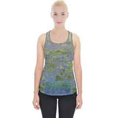 Claude Monet Nymph¨|as Waterlilies Piece Up Tank Top