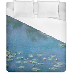 Waterlilies By Claude Monet Duvet Cover (california King Size) by ArtMuseum