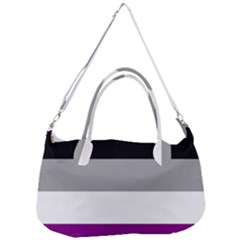 Asexual Pride Flag Lgbtq Removal Strap Handbag by lgbtnation
