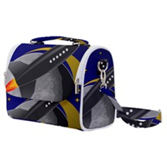 Science Fiction Sci Fi Sci Fi Logo Satchel Shoulder Bag