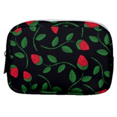 Roses Flowers Spring Flower Nature Make Up Pouch (small)