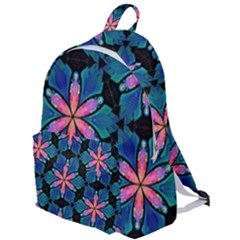Ornament Digital Color Colorful The Plain Backpack