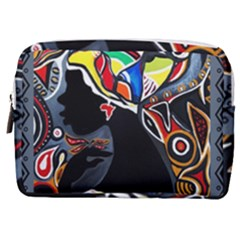 Tajah Olson Designs  Make Up Pouch (medium)