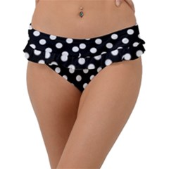 Polkadots Large Frill Bikini Bottom by itsablingthingshop