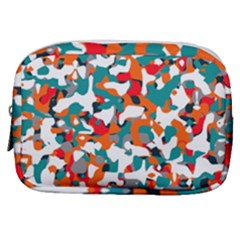 Pop Art Camouflage 1 Make Up Pouch (small) by impacteesstreetweareight