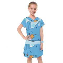 Patokip Kids  Drop Waist Dress by MuddyGamin9