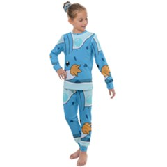 Patokip Kids  Long Sleeve Set  by MuddyGamin9