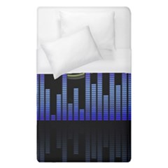 Speakers Music Sound Duvet Cover (single Size)