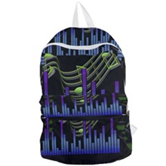Speakers Music Sound Foldable Lightweight Backpack