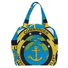 Seal Of Commander Of United States Pacific Fleet Boxy Hand Bag