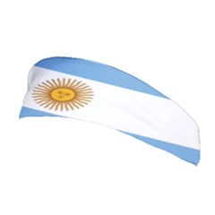 Argentina Flag Stretchable Headband by FlagGallery