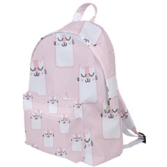 Pattern Pink Cute Sweet Fur Cats The Plain Backpack