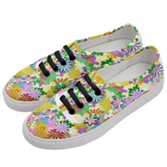 Illustration Pattern Abstract Women s Classic Low Top Sneakers by Pakrebo