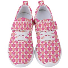 Sakura Flower Pattern Women s Velcro Strap Shoes by Pakrebo