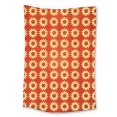 Wallpaper Illustration Pattern Large Tapestry
