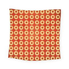 Wallpaper Illustration Pattern Square Tapestry (Small)