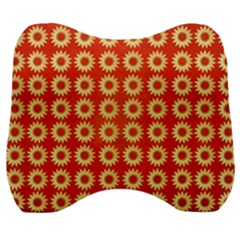 Wallpaper Illustration Pattern Velour Head Support Cushion