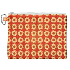 Wallpaper Illustration Pattern Canvas Cosmetic Bag (XXL)