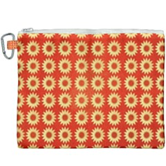 Wallpaper Illustration Pattern Canvas Cosmetic Bag (XXXL)