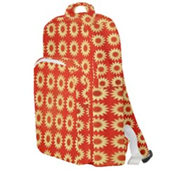 Wallpaper Illustration Pattern Double Compartment Backpack