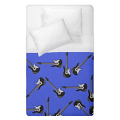 Guitar Instruments Music Rock Duvet Cover (single Size)