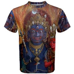 Men s Cotton Tee by Dragontribe