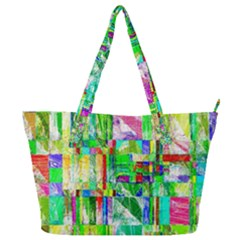 A 4 Full Print Shoulder Bag