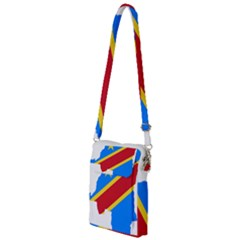 Democratic Republic Of The Congo Flag Multi Function Travel Bag