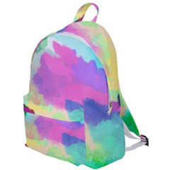 Watercolors Spots                           The Plain Backpack by LalyLauraFLM